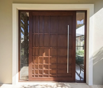 Solid Timber Doors Made By Dsb Joinery Toowoomba